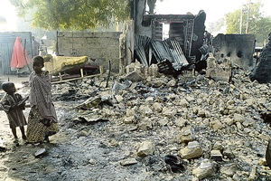 尼日利亞博科聖地奪86命  活燒童