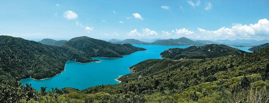 東江水污染引人憂 開發新水源或為出路