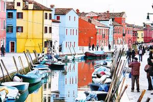 6個歐洲小鎮洗滌都市喧囂