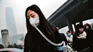 中共官員製造假「環保」