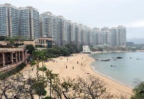 大陸神秘買家湧入香港樓市