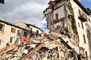 6.6級強震再襲意大利 所幸無人喪生