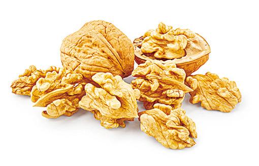 堅果是很好的油脂來源,素食者每天應攝取1小把無調味堅果。