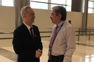 傳習智囊劉鶴升發改委主任 或任下屆副總理