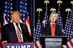 每張選舉人票 特朗普和希拉莉各花了多少錢