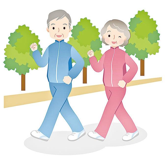 研究:長者每天運動15分鐘 降低2成死亡風險