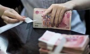 人民幣一度大跌 瑞銀:或貶至7.2
