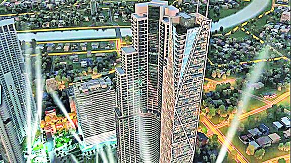 擬擴展事業到亞洲 傳特朗普擬在台建樓