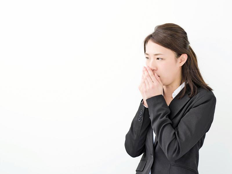 口臭可能暗示身體有4種疾病