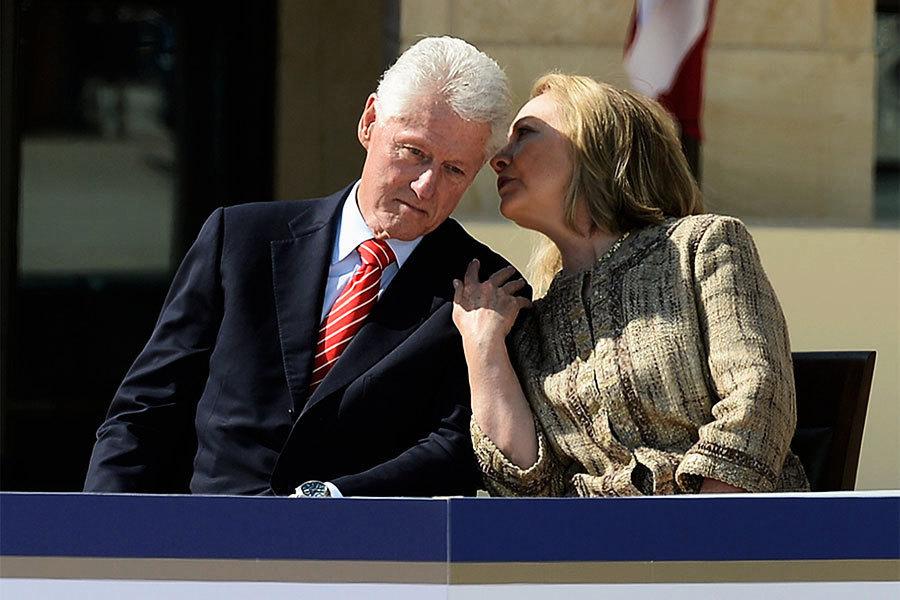 克林頓特赦逃稅犯檔案 突遭FBI公佈