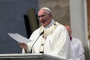 女性當神父 教宗斬釘截鐵說永禁止