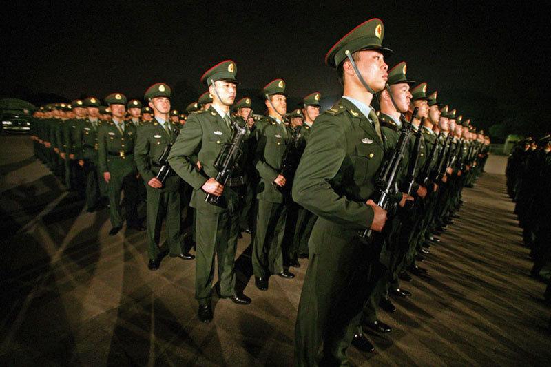 官方證實中共十八個集團軍裁掉五個 番號改連號