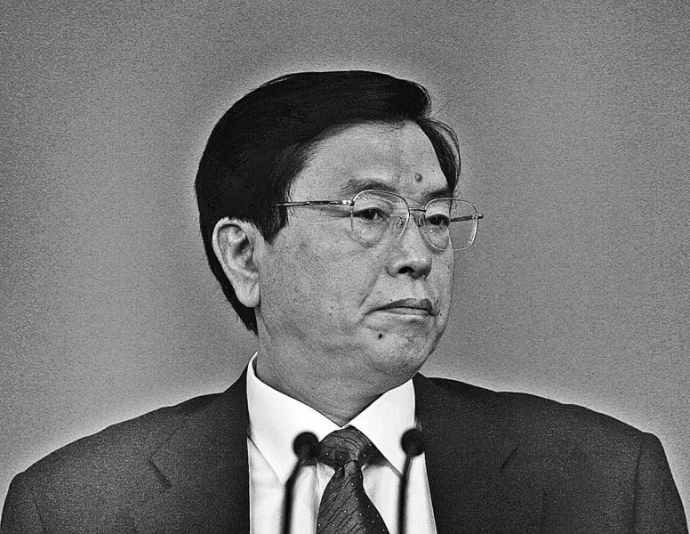 張德江人大攪局香港圖篡權