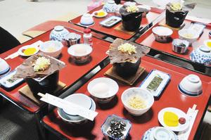 日本用餐禮儀