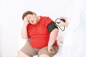 醫生應主動建議病人減肥