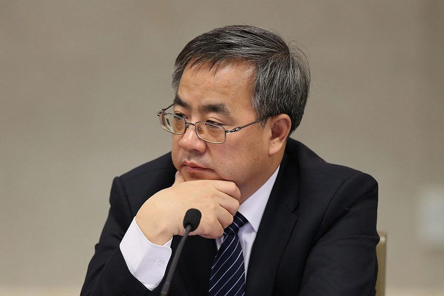 外界盛傳廣東省委書記胡春華將要外調。(Feng Li/Getty Images)
