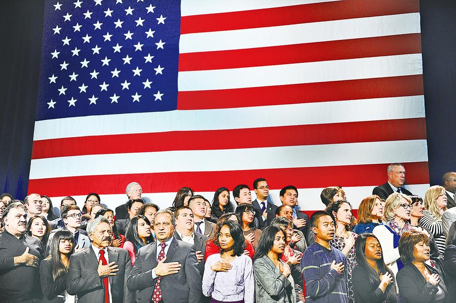 美吸納全球四成高技術移民