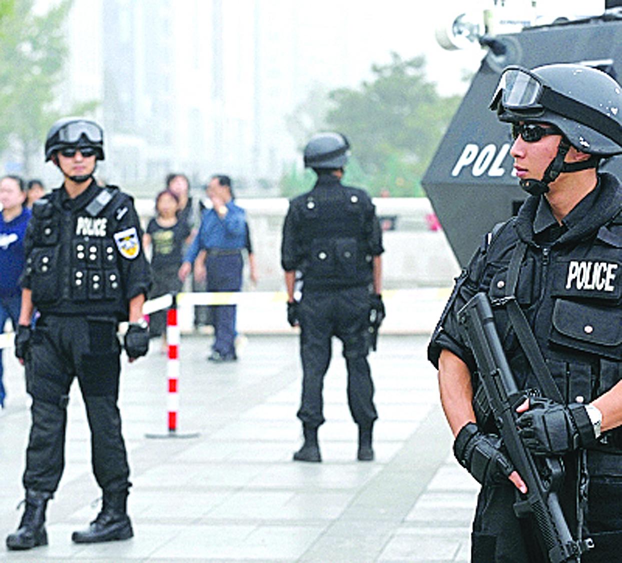 在為數不多的獨裁政權中,中共是世界最大的暴力犯罪集團。(AFP)