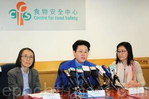 食環署已回收八百公斤大閘蟹