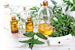 大自然的能量 ──芳香療法