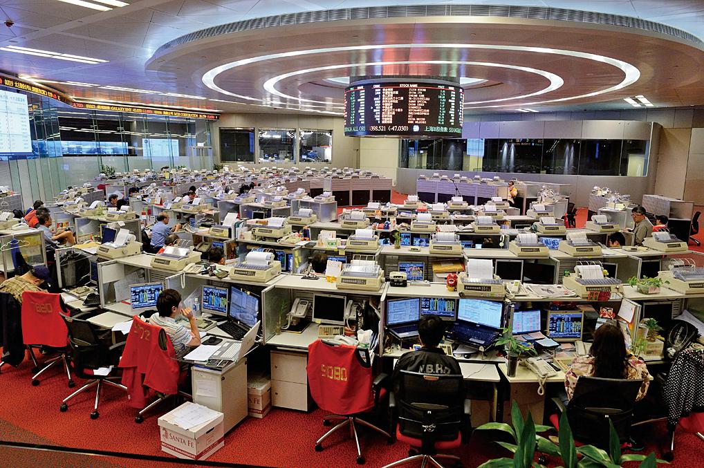港股上周五收市亦創兩個半月新低,成交金額創近日新低,市場觀望氣氛濃厚。(大紀元資料圖片)