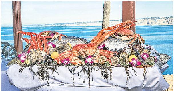 加州聖地牙哥 海鮮美食當道