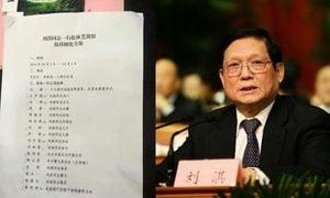 傳前北京書記劉淇被警告處分