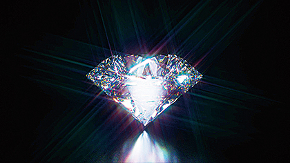 鑽石存儲信息可達DVD百萬倍
