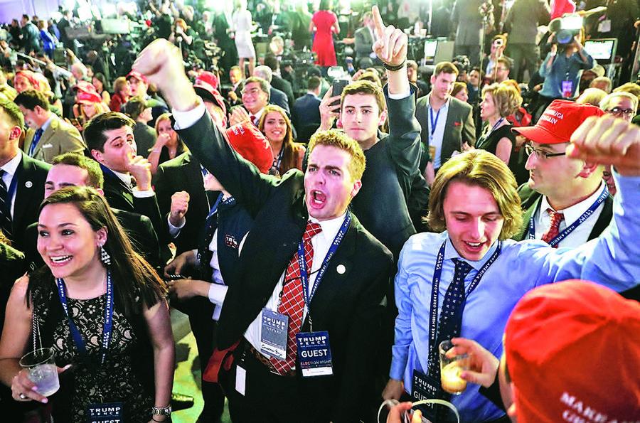 大陸媒體人從美國大選中看中國體制