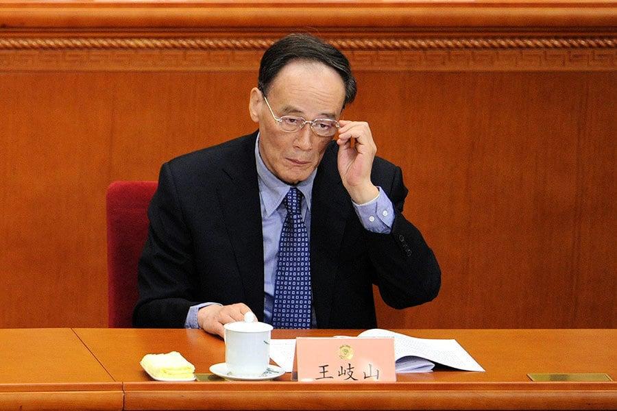 陳思敏:王岐山兩年前的攤牌嚇到曾慶紅