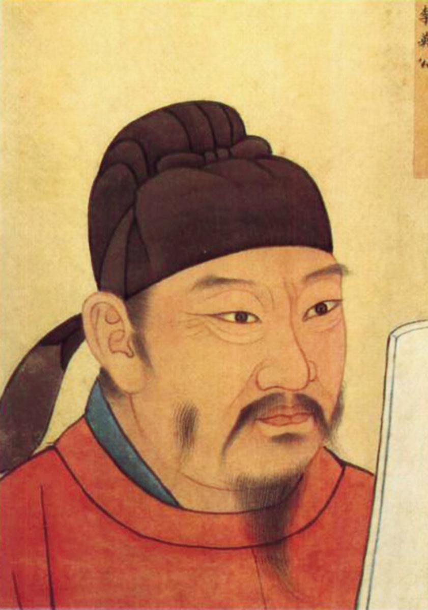 李勣。(維基百科)