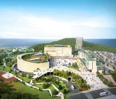 韓國永宗島超大型復合 購物中心「GOODMALL」 商舖出售