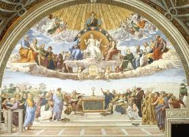 文藝復興之四大經典繪畫風格與技法(上)