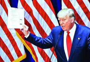 分析 特朗普當選對中共意味著甚麼