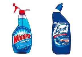 家居清潔劑搭配使用有禁忌