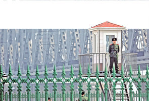 傳訪北韓特使帶最後通牒