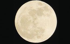 本世紀最大「超級月亮」現身