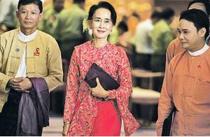 緬甸開啟民主政治新時期