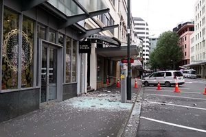 新西蘭連續地震 專家盼非另一強震前震