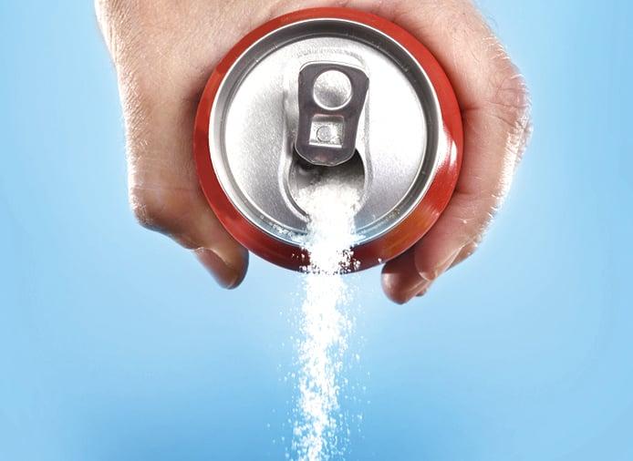 美FDA首次宣佈 每日糖份攝取量上限