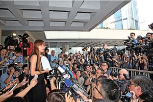 梁游被判撤銷議席 泛民:證人大釋法錯誤