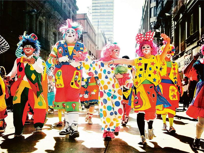 笑容隱藏恐懼 探究小丑效應