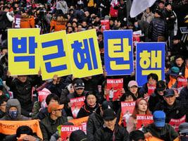 朴槿惠總統不考慮辭職 南韓在野黨將推動彈劾