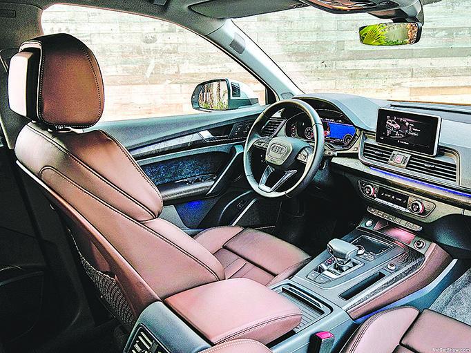 據報道Audi Q5的自動變速箱系統中也植入了欺騙軟件。(Audi)