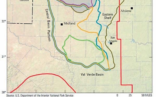 美國德州發現巨大油田
