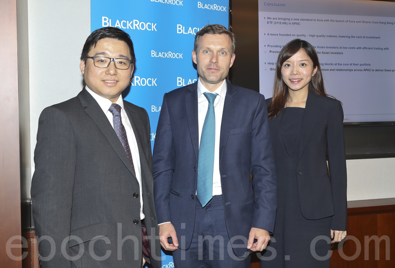 貝萊德:投資者對亞洲ETF關注增