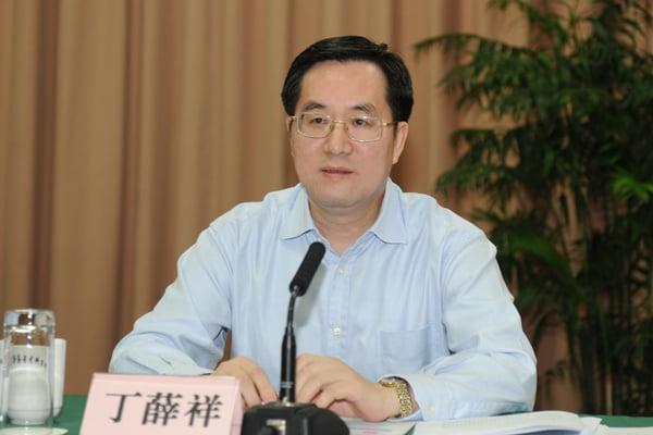 中央政治局委員、中央書記處書記丁薛祥已出任中共中央辦公廳主任。(網絡圖片)