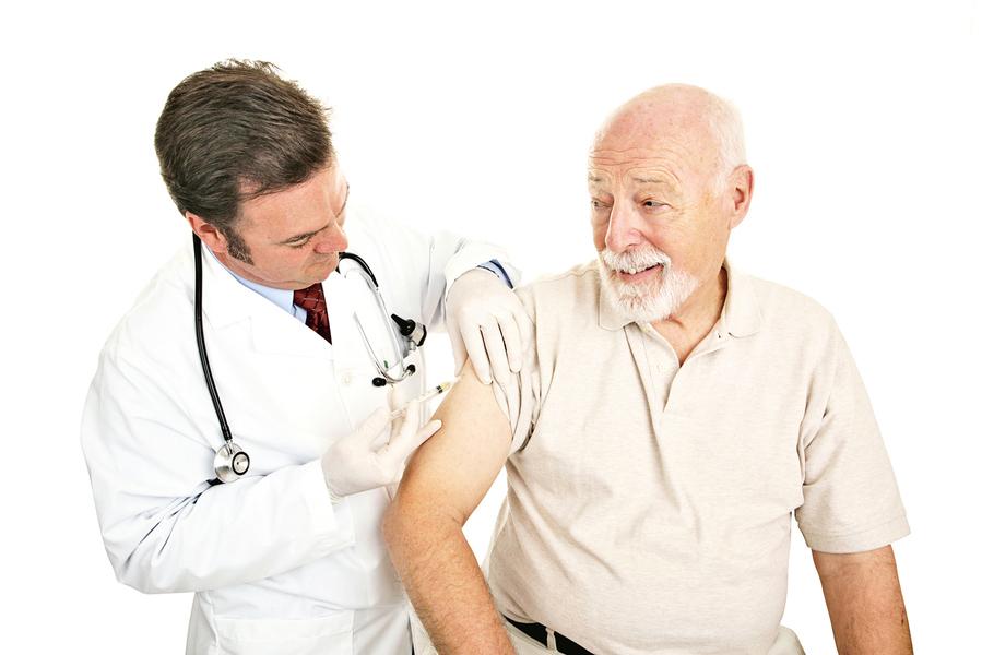 接種流感疫苗  終結肺炎的威脅
