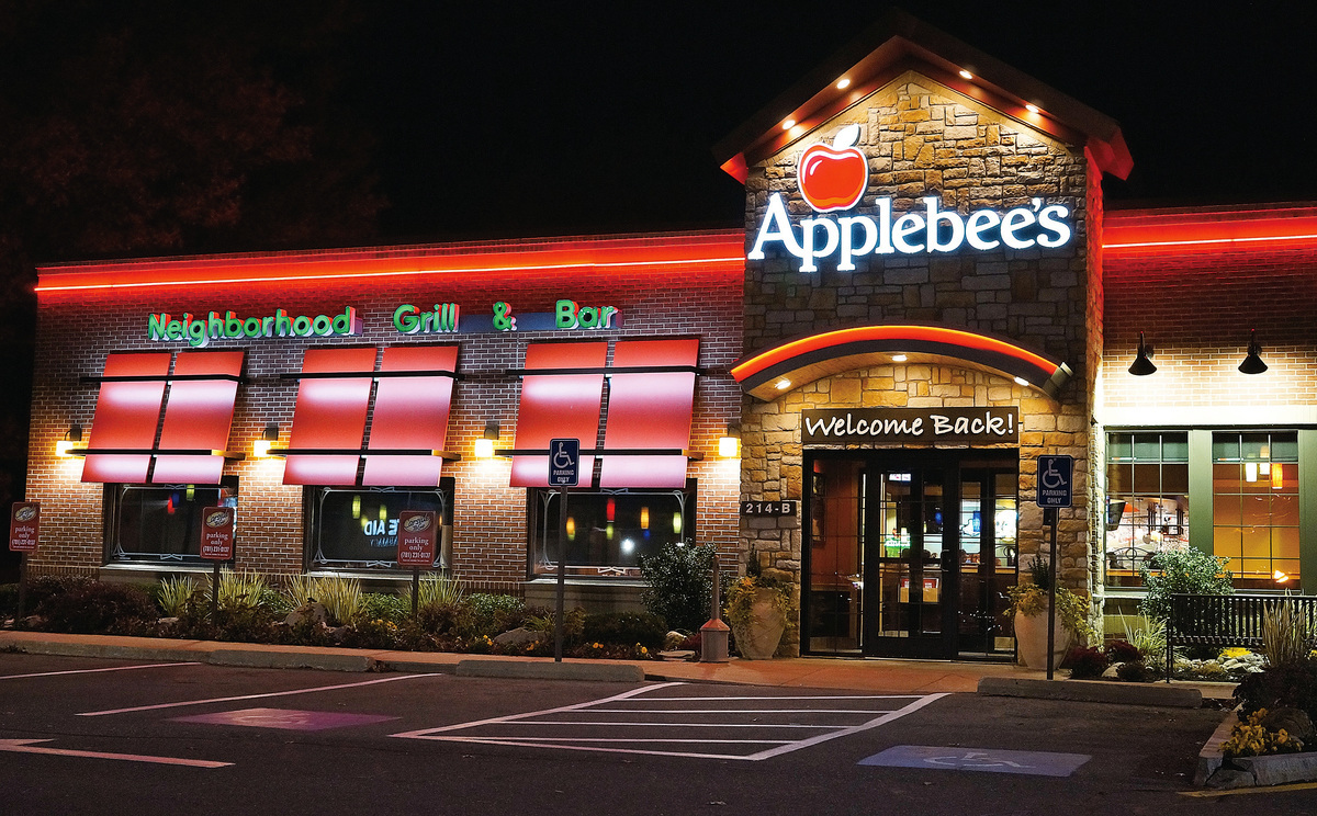 Applebee連鎖餐廳。(Anthony92931/維基百科)
