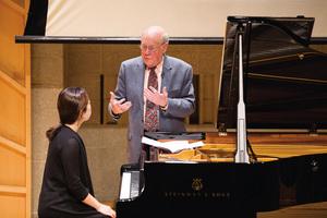 古典音樂的欣賞 專訪鋼琴大師羅森鮑姆(2)